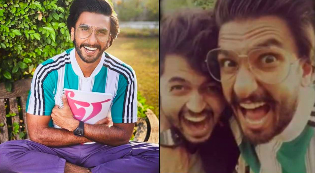 Ranveer Singh Introduced His Subsequent Bollywood Movie 3
