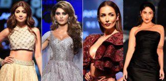 Lakme Fashion Week 2019 Photos Bollywood Celebrities Ramp Walk Photo Urvashi Rautela Kareena Kapoor