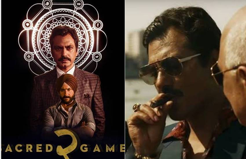 Netflix Released Sacred Games 2 Saif Ali Khan Nawazuddin Siddiqui And Pankaj Tripathi In New Web Series