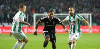 Besiktas vs Konyaspor
