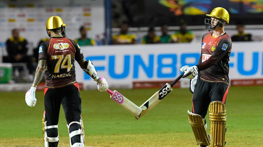 Trinbago Knight Riders VS Jamaica Tallawahs