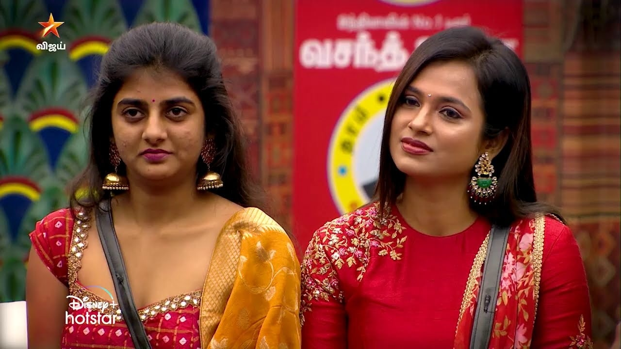 Bigg Boss Tamil 4 Written Episode 14th January 2021: Gabriella Evicted With 5 Lakh Cash Suitcase