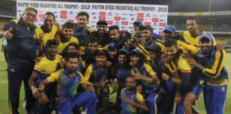 Mumbai vs Kerala Syed Mushtaq Ali Trophy