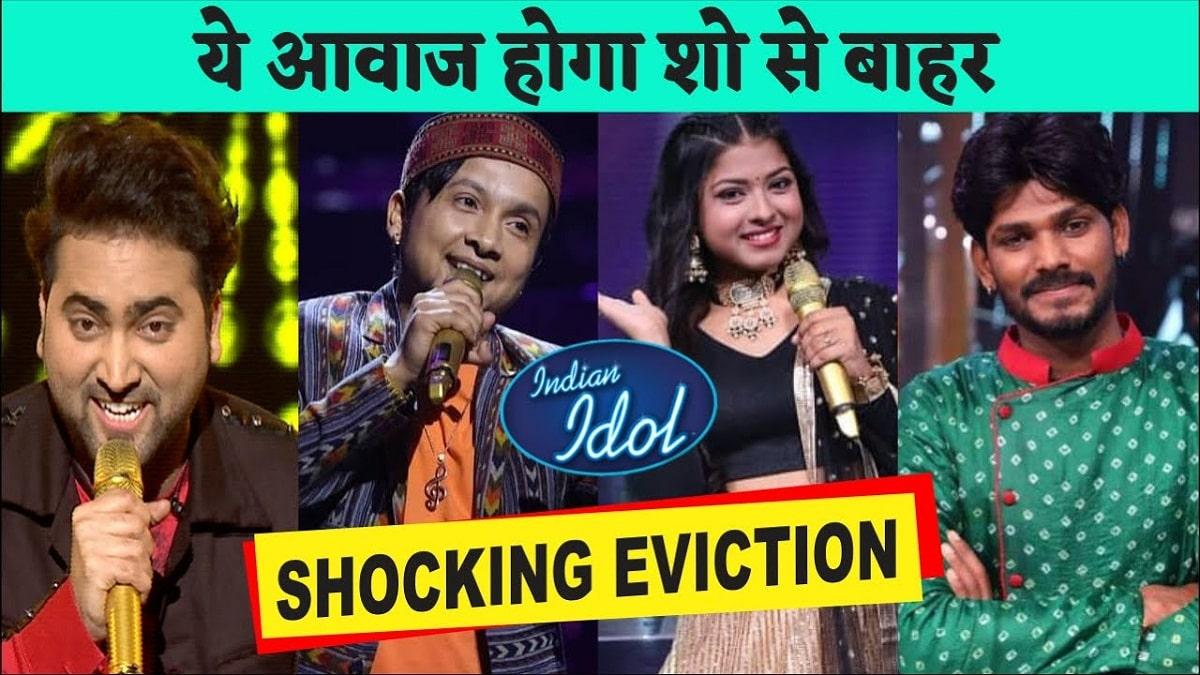 Indian Idol 12 Elimination