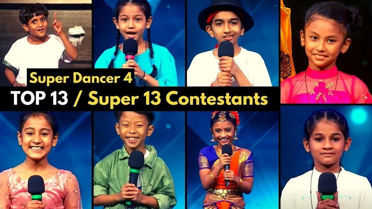 Super Dancer Chapter 4