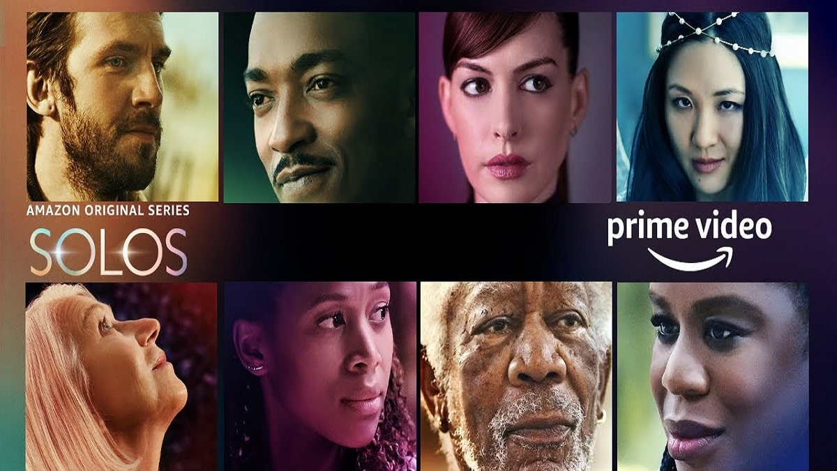 Solos Web Series Released on Amazon Prime Video, Review, Story, Cast