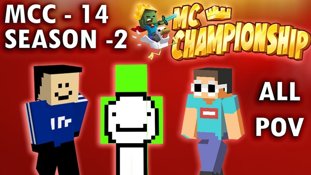 Who won Minecraft Championships 2021