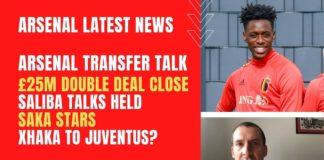 Arsenal Transfer News Ben White