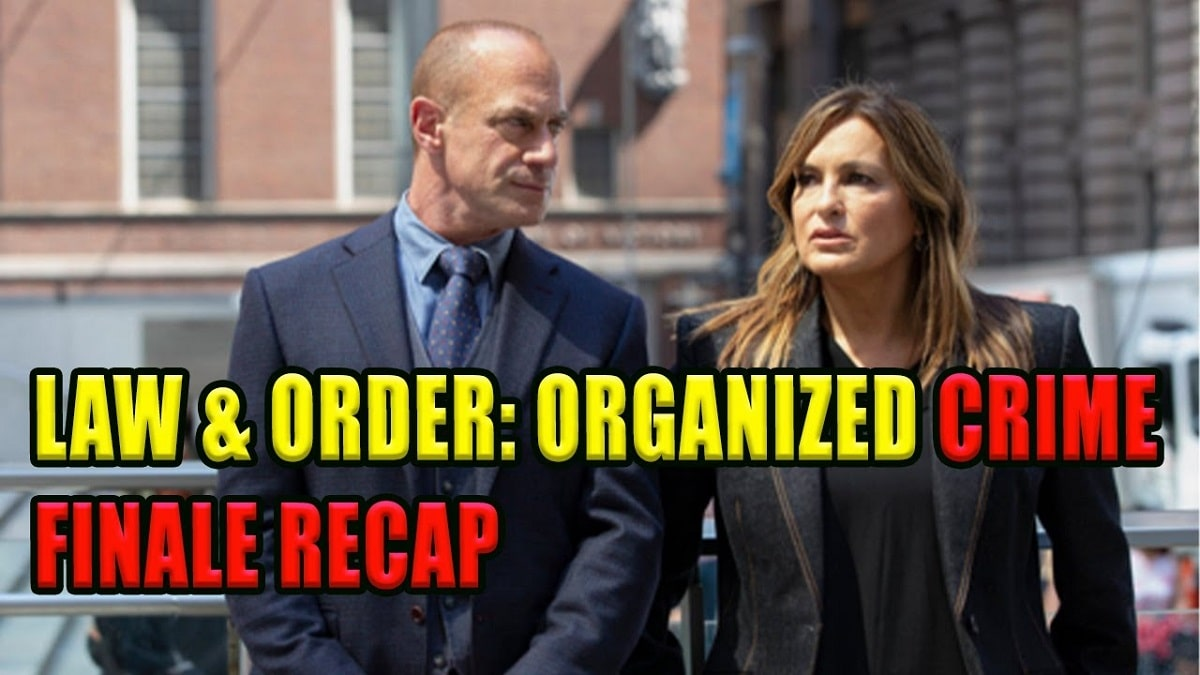 Law and Order Svu Season Finale 2021