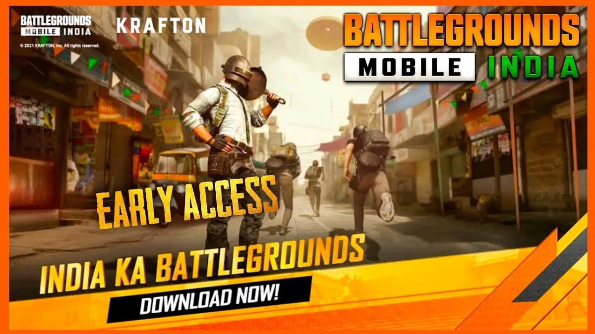 PUBG Mobile India Early Access (BGMI): PUBG Mobile Early Access Beta Testers Now In India!