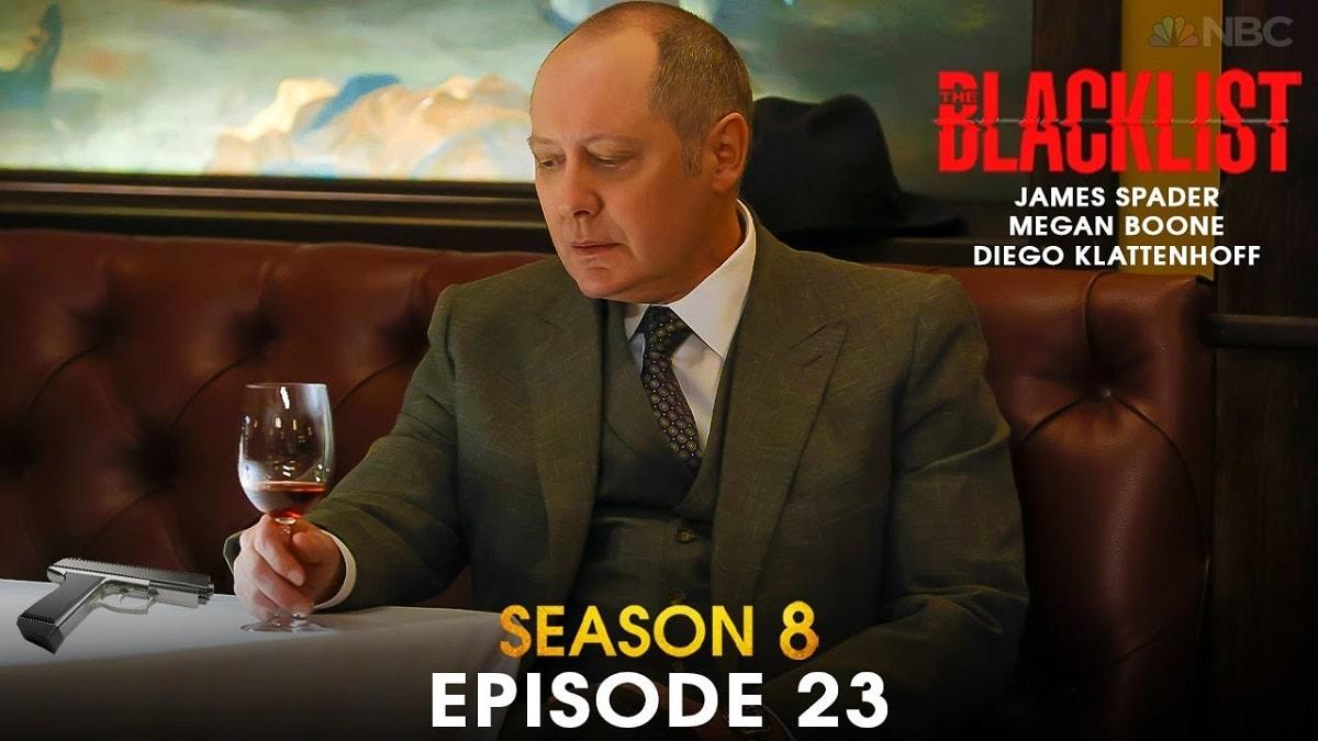 The Blacklist Season 8 Finale
