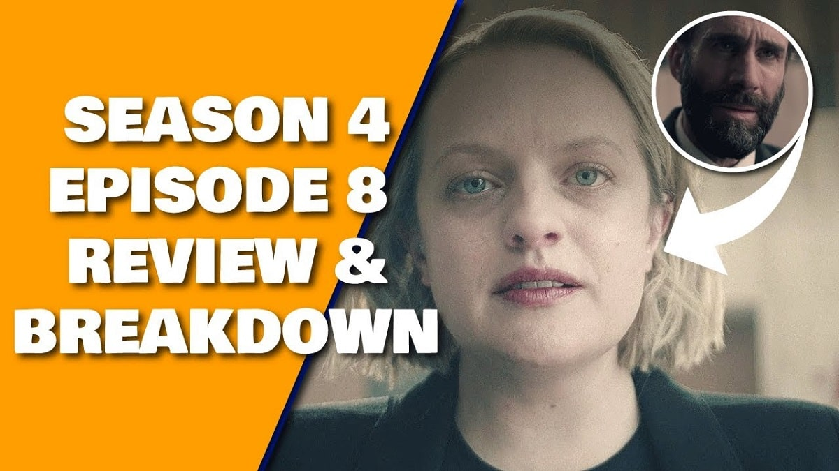 द हैंडमिड्स टेल सीजन 4 एपिसोड 8