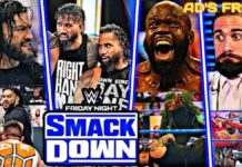 WWE Smackdown Smackdown Results