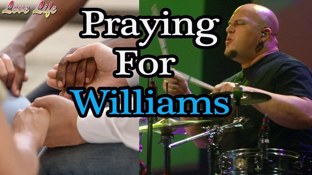 Casting Crowns Drummer Andy Williams
