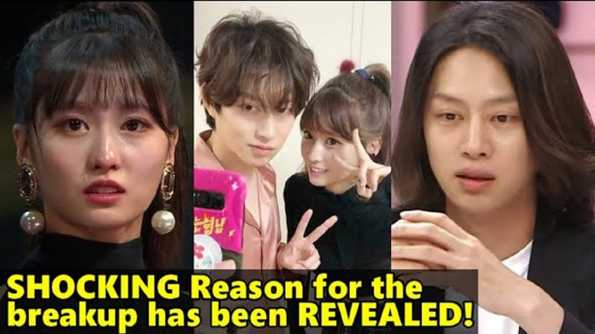 Momo and Heechul Age Gap Difference