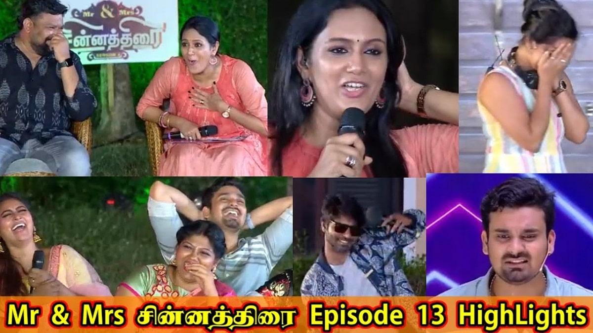 Mr & Mrs Chinnathirai Season 3