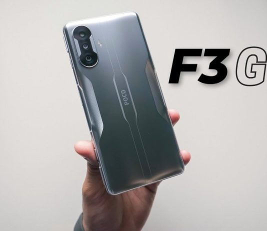 Poco F3 GT India Launch Today