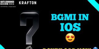 BGMI IOS Release Date And Time