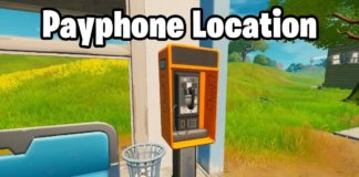 Fortnite Phone Booth challenges