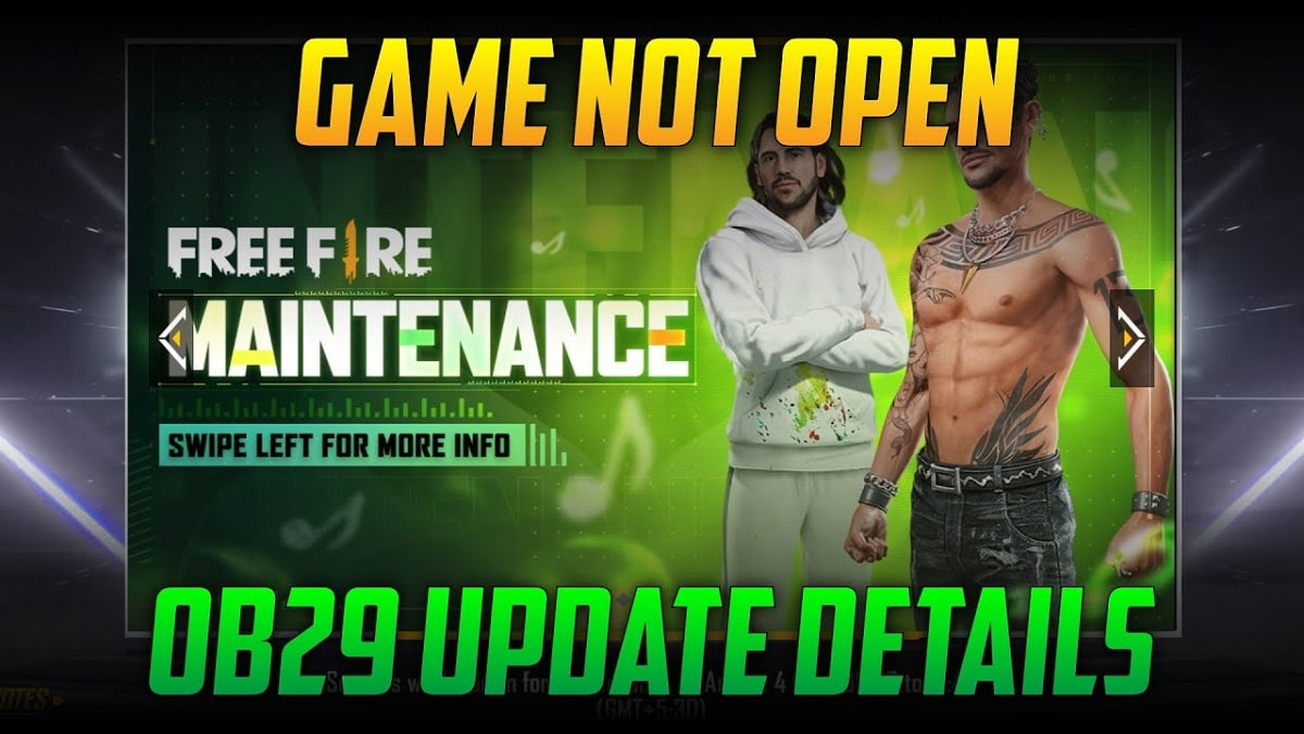 Garena Free Fire OB29 Update Patch Notes
