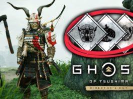 Ghost Of Tsushima God Of War Armor