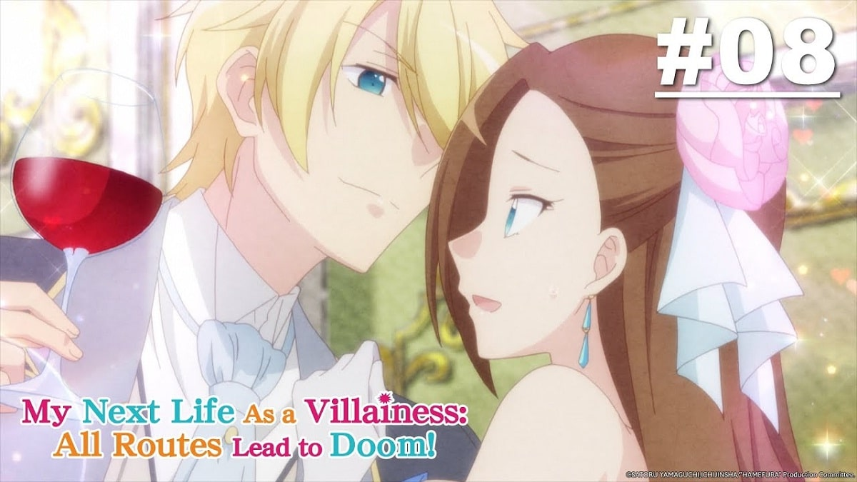 My Next Life as a Villainess All Routes Lead to Doom Episode 20 ...