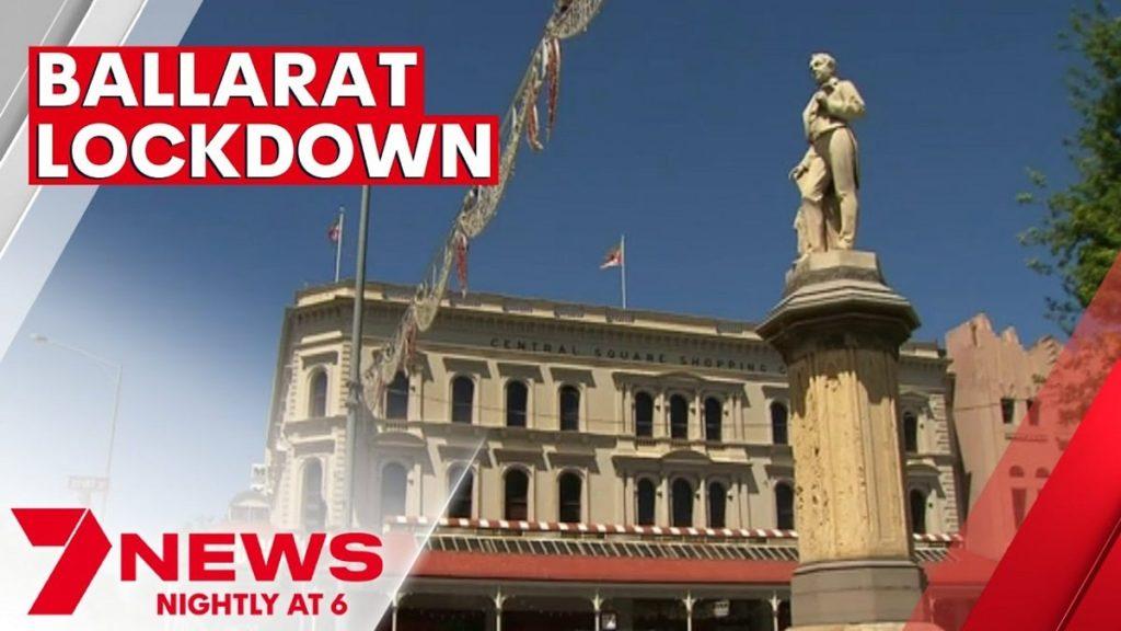 Ballarat Lockdown Update: Covid Outbreak Smaller Victorian ...