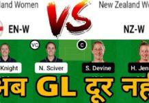 ENG-W vs NZ-W Live Score