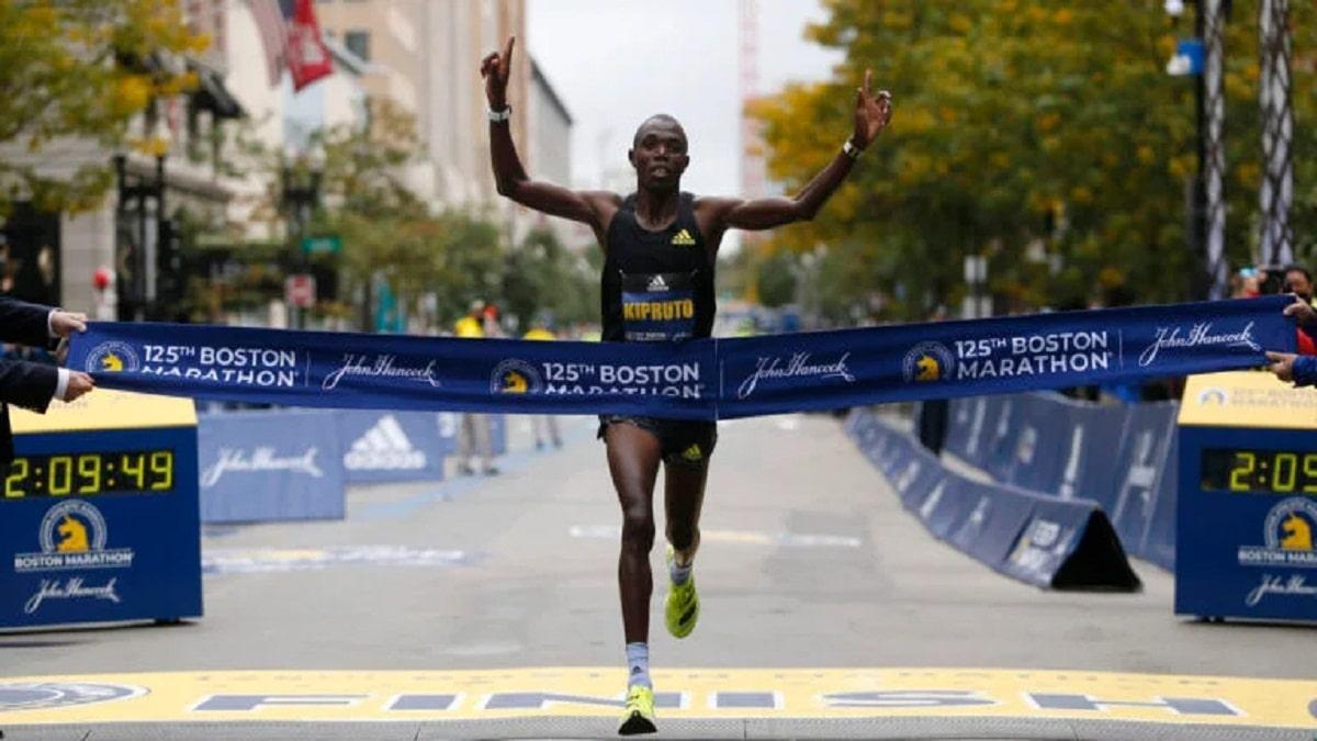 Boston Marathon 2021 winners list