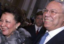 Colin Powell's Wife Alma Powell