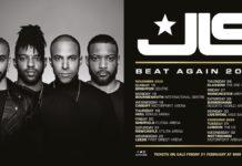 JLS' Beat Again setlist