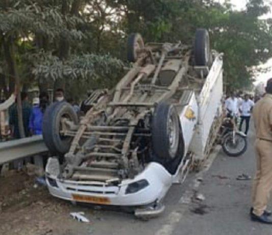 Navale Bridge Accident Today